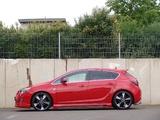 Senner Tuning Opel Astra 5-door (J) 2011 wallpapers