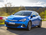 Opel Astra OPC (J) 2011 wallpapers