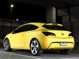 Opel Astra GTC AU-spec (J) 2012–13 images