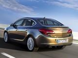 Opel Astra Sedan (J) 2012 images