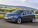 Opel Astra (J) 2012 photos