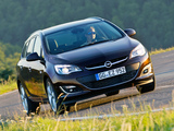 Opel Astra Sports Tourer (J) 2012 photos