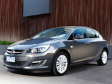 Opel Astra AU-spec (J) 2012–13 photos
