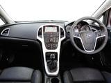 Opel Astra AU-spec (J) 2012–13 pictures