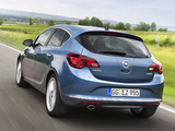 Opel Astra (J) 2012 pictures