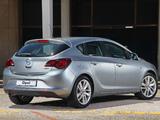 Opel Astra ZA-spec (J) 2013 images