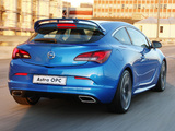Opel Astra OPC ZA-spec (J) 2013 photos
