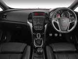 Opel Astra OPC ZA-spec (J) 2013 pictures