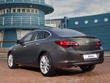 Opel Astra Sedan ZA-spec (J) 2013 pictures