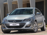 Opel Astra ZA-spec (J) 2013 wallpapers