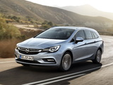 Opel Astra Sports Tourer (K) 2015 pictures