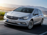 Opel Astra Sports Tourer (K) 2015 wallpapers