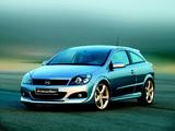 Irmscher Opel Astra GTC (H) photos