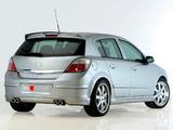 MS Design Opel Astra 5-door (H) photos