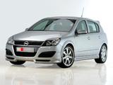 MS Design Opel Astra 5-door (H) pictures