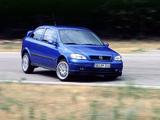 Photos of Opel Astra OPC (G) 1999–2001