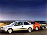 Photos of Opel Astra