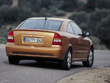 Photos of Opel Astra Coupe (G) 2000–04