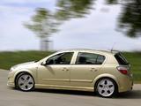 Photos of Koenigseder Opel Astra 5-door (H) 2004–09