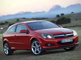Photos of Opel Astra GTC (H) 2005–11