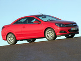 Photos of Opel Astra TwinTop (H) 2006–10