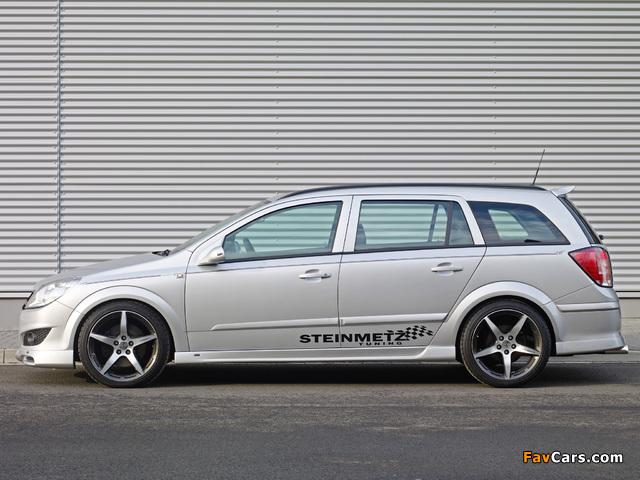 Photos of Steinmetz Opel Astra Caravan (H) 2007 (640 x 480)