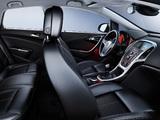 Photos of Opel Astra 5-door (J) 2009