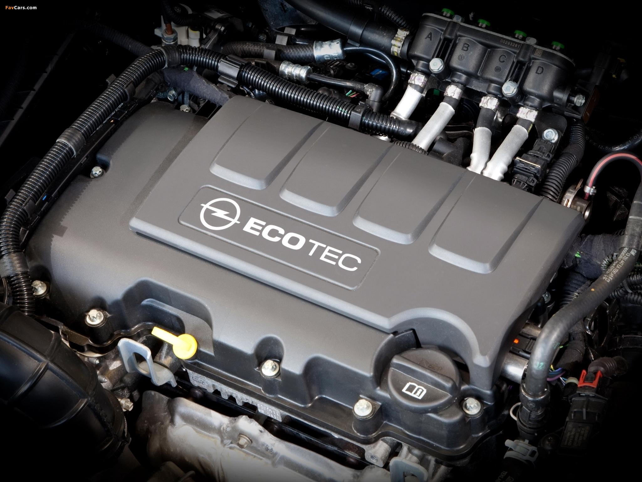 Photos of Opel Astra ecoFLEX Sports Tourer (J) 2010–12 (2048 x 1536)