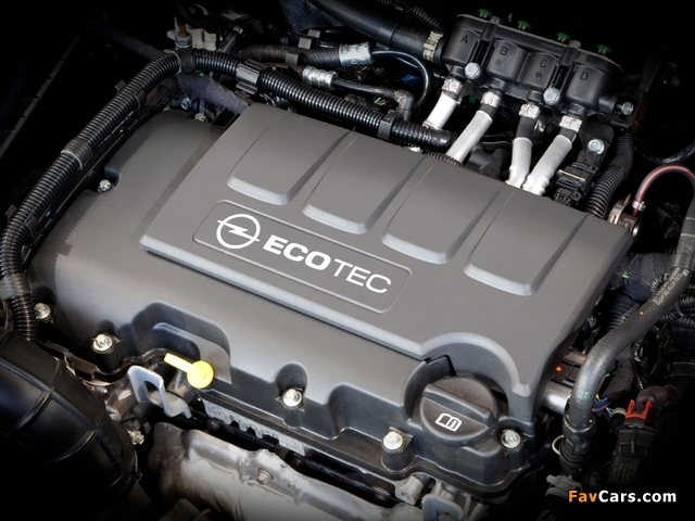 Photos of Opel Astra ecoFLEX Sports Tourer (J) 2010–12 (640 x 480)