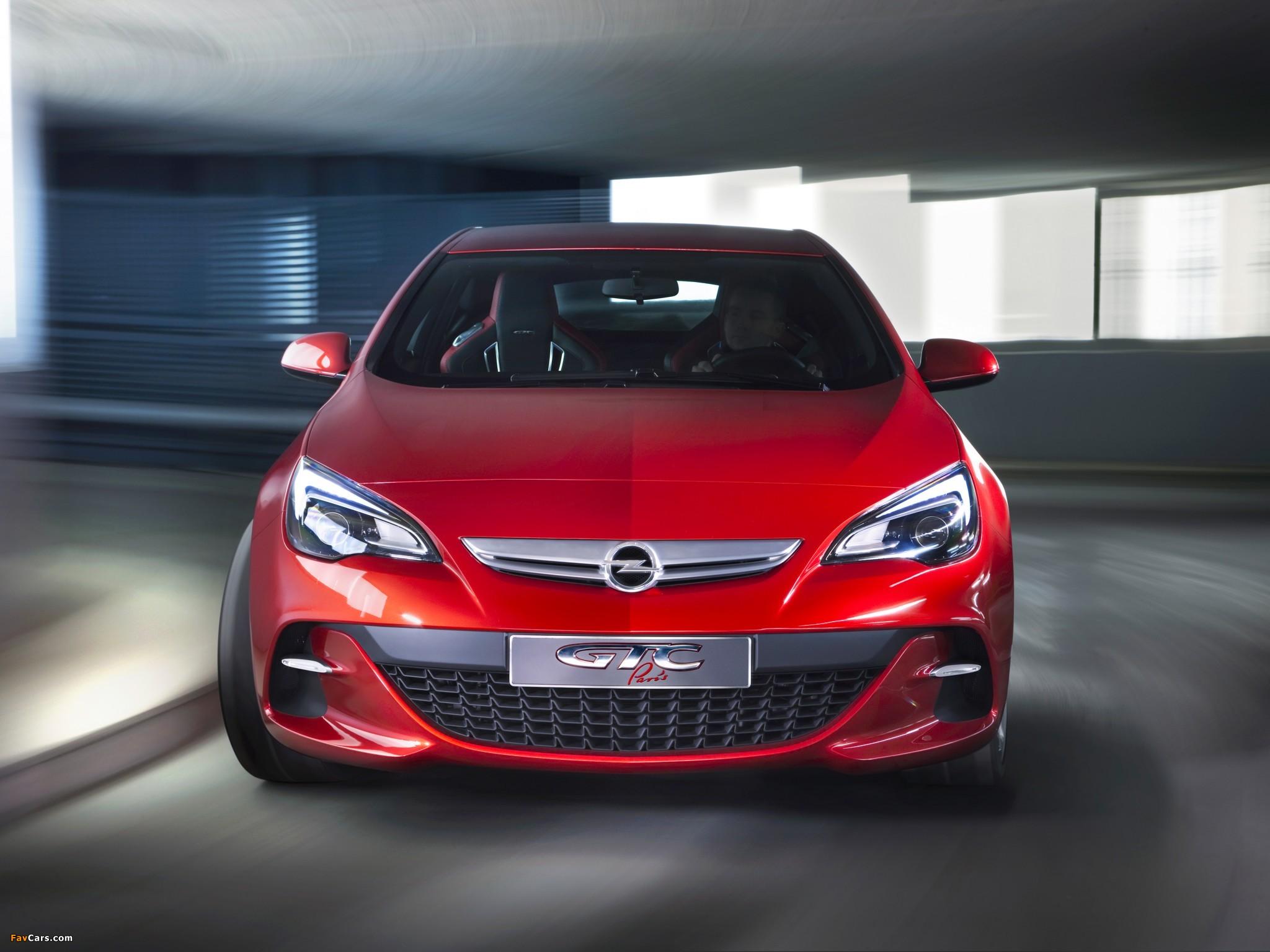 Photos of Opel GTC Paris Concept 2010 (2048 x 1536)