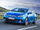 Photos of Opel Astra OPC (J) 2011
