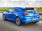 Photos of Opel Astra OPC (J) 2011