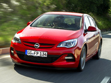 Photos of Opel Astra BiTurbo (J) 2012