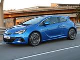 Photos of Opel Astra OPC ZA-spec (J) 2013