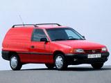 Pictures of Opel Astra Van (F) 1991–94