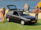 Pictures of Opel Astra Fresh 3-door (F) 1996–97