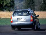 Pictures of Opel Astra Caravan (G) 1998–2004