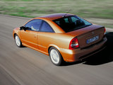 Pictures of Opel Astra Coupe (G) 2000–04