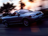 Pictures of Opel Astra Cabrio (G) 2001–05