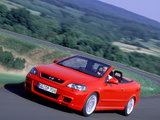 Pictures of Opel Astra OPC Cabrio (G) 2002–04