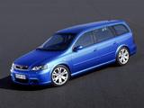 Pictures of Opel Astra OPC Caravan (G) 2002–04