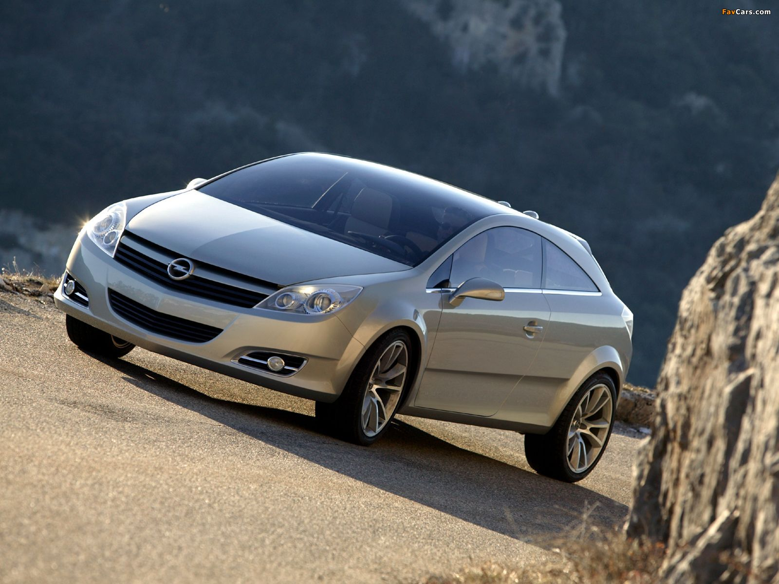 Pictures of Opel GTC Concept 2003 (1600 x 1200)