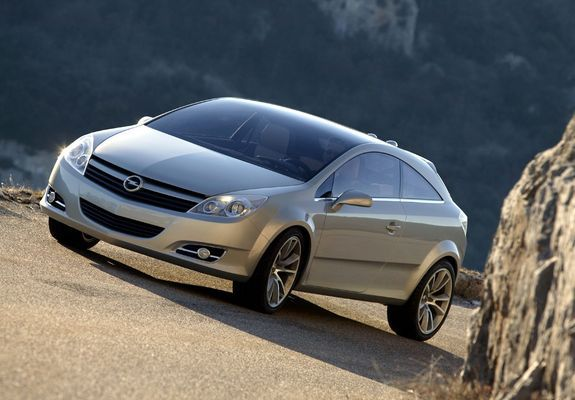 Pictures Of Opel Gtc Concept 2003