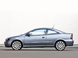 Pictures of Opel Astra Coupe Silverstone (G) 2003–04