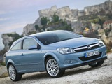 Pictures of Opel Astra GTC Hybrid Concept (H) 2005