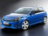 Pictures of Opel Astra OPC (H) 2005–10