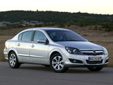 Pictures of Opel Astra Sedan (H) 2007