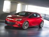 Pictures of Opel GTC Paris Concept 2010