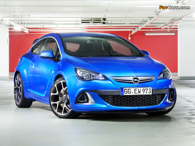 Pictures of Opel Astra OPC (J) 2011 (640 x 480)