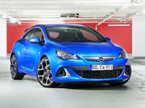 Pictures of Opel Astra OPC (J) 2011